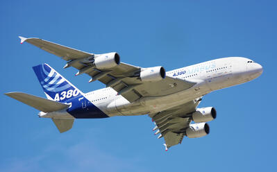 Airbus A380 Sharklet
