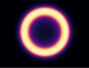 CANUNDA-HP permet de mettre en forme un anneau